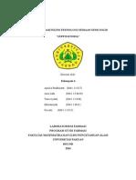 Laporan Praktikum Teknologi Sediaan Semi Solid