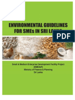 Environment a Guidelines for s Me s 20120530