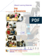 Facilitate Learning Sessions module