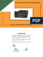 Manual the Apollo Intelligent Meter Series