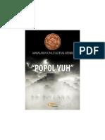 Popol Vuh-Mayaların Ünlü Kutsal Kitabı-2015-TR