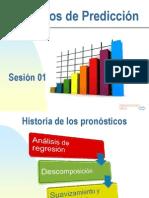 Metodos de Prediccion Sesion 01