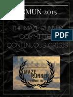 bg-the maze runner