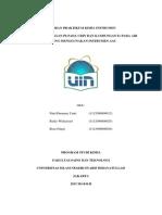Analisis Kandungan Pb Pada Urin Dan Kandungan Fe Pada Air Ledeng Menggunakan Instrumen Aas