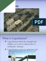 Liquefaction PPT