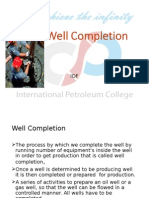 12 Well Completion