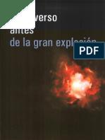 Articulo El Universo Antes de La Gran Explosion