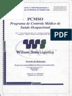 16.PCMSO 2011 -2012