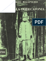 Riccardo Malipiero - Guida Alla Dodecafonia (Ricordi, 1961)