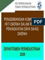 14 - Karocana - Kompetensi Inti Industri Daerah