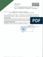 Revoca Ordinanza n. 579