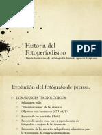 Presentacion HISTORIA Fotperiodismo