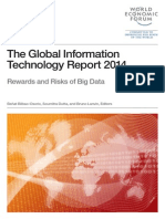 Internet-WEF GlobalInformationTechnology Report 2014