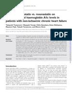 Adiponectin-Simvastatin