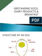 5.0 Understanding Eggs, Dairy Products Breakfast