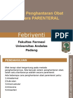 SPO Parenteral