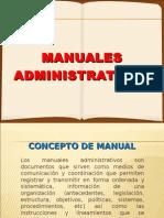 Manuales Administrativos (Descripción de Puesto)