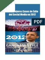 3 casos de exito en social media en 2012