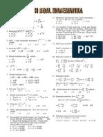 Contoh Soal Ujian Matematika 2015 2016 (1)