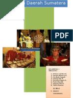 Kesenian Daerah Sumatera
