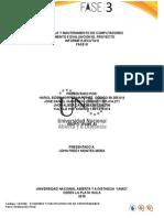 Informe Ejecutivo Fase III