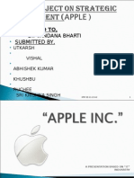 Apple Prestation
