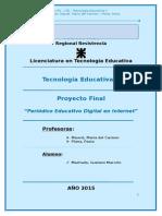 Proyecto Period Esc Digi-TE II LTE UTN-G6
