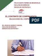 Docencia - Compraventa 04. Obligaciones Del Comprador