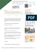 10 maneras para reducir el consumo de energía en su casa - Taringa!.pdf