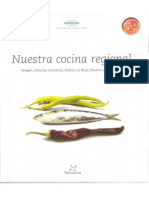 Thermomix · Nuestra Cocina Regional. Aragon, Asturias, Galicia, La Rioja, Navarra y Pais Vasco