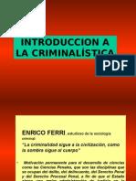Introduccion a La Criminalistica 1