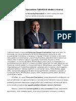 Avvocato Giorgio Fraccastoro l'Attività Di Studio e Ricerca