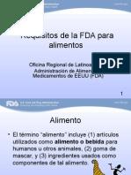 2-requisitosbsicosparaexportaralimentosaestadosunidos-120606153226-phpapp02.ppt