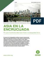 Desigualdad en Asia