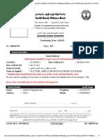 Graduation Form