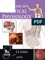 text book of practical physiology