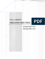 Practical Guide to the New Toeic_practice Tests