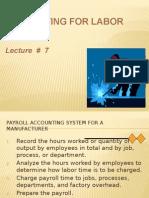 Lecture 7CA