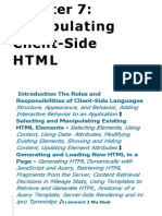 HTML client side