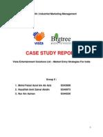 Vista Entertainment India Case Study