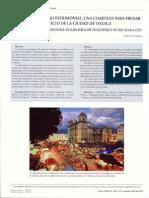 El Discurso Patrimonial Una Coartada Para Frenar El Desarrollo de La Ciudad de Oaxaca
