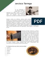 Biografia de Francisco Tarrega