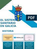 El Sistema Sanitario en Galicia (Ppt)