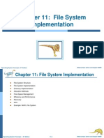 file Syatem Implementation
