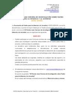 Bases 7 Premio Juan Cervera
