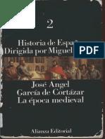 Artola Miguel - Historia de España 2 - La Epoca Medieval