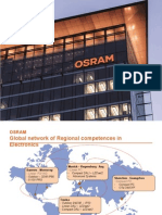 Sistema de Modulos y Drivers LED Programables Por ILUKON Powered by Osram