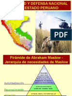 3. Defensa Nacional