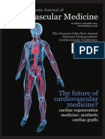 Undergraduate Journal Cardiovascular Medicine 2012
