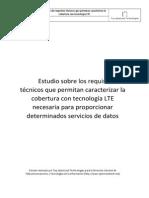 Estudio Requisitos Tecnicos CoberturaLTE